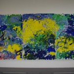 "Joan Mitchell  ""La Grande Vallée XIV (For o Little While)"""