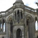 Atiduota garbė jaučiams, tempusiems katedros akmenis