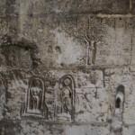 Senobinis grafiti - gatvės menas