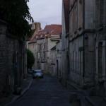 Senlis gatvelės