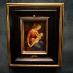 """Raphael """"Madonna de Orleans"""""""