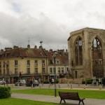 Dar vienas griūvėsis - Saint-Barthelemy bažnyčia