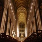 """Cathédrale Notre-Dame d'Amien """"Katedrų naktyje""""s"""