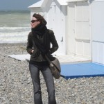 Mers les Bains krante Alwyda gaudo vėją