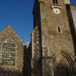 Saint Vallery sur Somme senamiestis