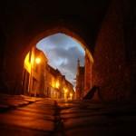 Saint Vallery sur Somme miesto vartai