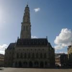 Arras rotušė ir Belfry