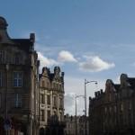 La Grand' Place  ir La Place des Héros