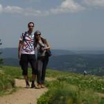 Takeliu nuo Feldberg kalno