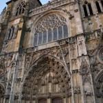 Saint-Maurice katedra [1052 -1533 m.]