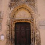 Koplyčios durys