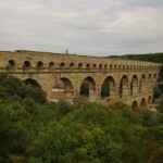 Pont du Gard akvedukas