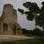 pagrindinis romėnų sienos bokštas