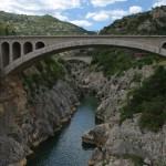 Pont du Diable kaimynai tiltai