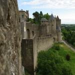 Carcassonne išorinė siena