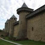 Carcassonne  tvirtovė tvirtovėje