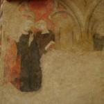 Alet-les-Bains bažnyčios freskos