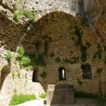 Puilaurens pilies koplyčia