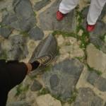 Romėnų kelias ir mes juo ėjm