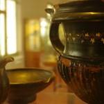 muziejus, lietui užklupus