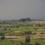 Kilmingasis stebi romėnų gyvenvietę