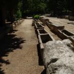Alyscamps - romėnų nekropolis