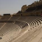 Romėnų teatras iš vidaus