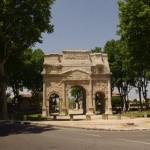 Triumfo arka Orange mieste