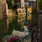 Annecy kanalas