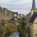 Liuksemburgo žemutinis senamiestis