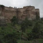 Beveik iš viso Tbilisio matomas Narikala fortas (IV-XVIIa.)